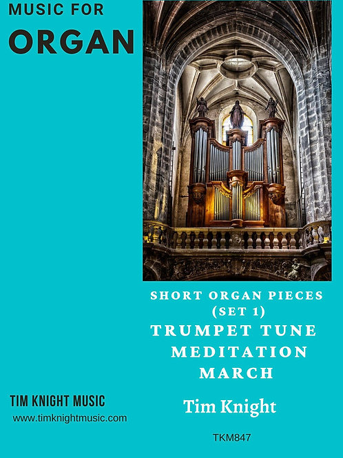 Short Organ Pieces (Set 1)