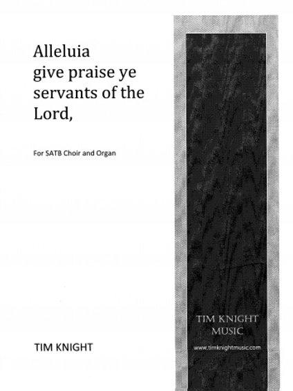 Alleluia Give Praise