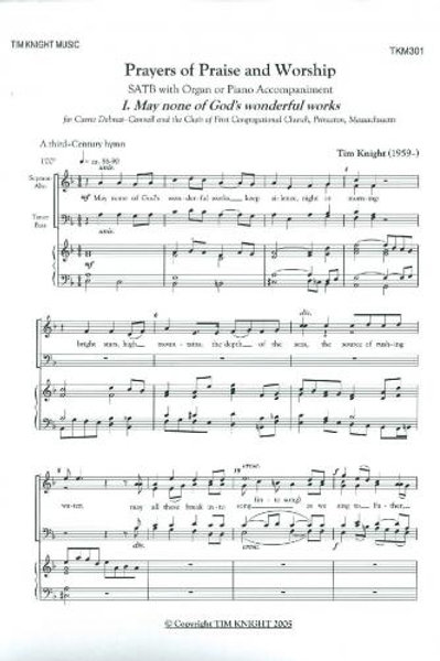 Prayers of Praise (2)