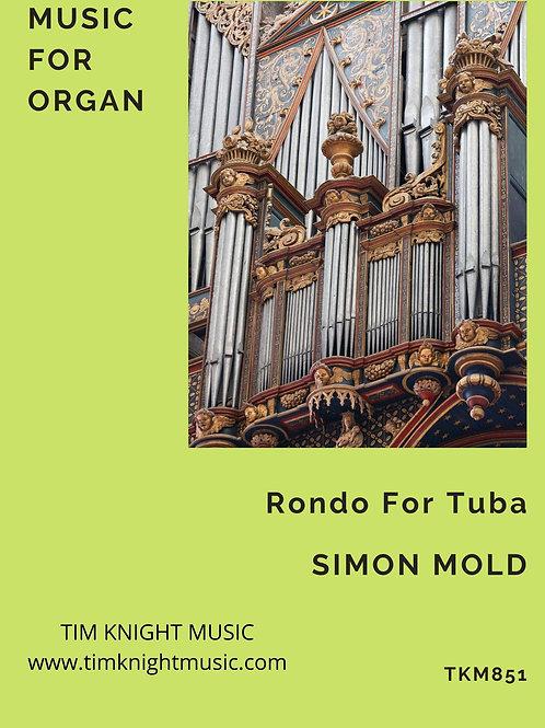 Rondo for Tuba (for Organ)