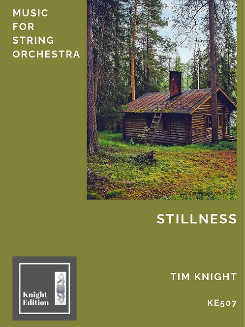 Stillness for String Orchestra