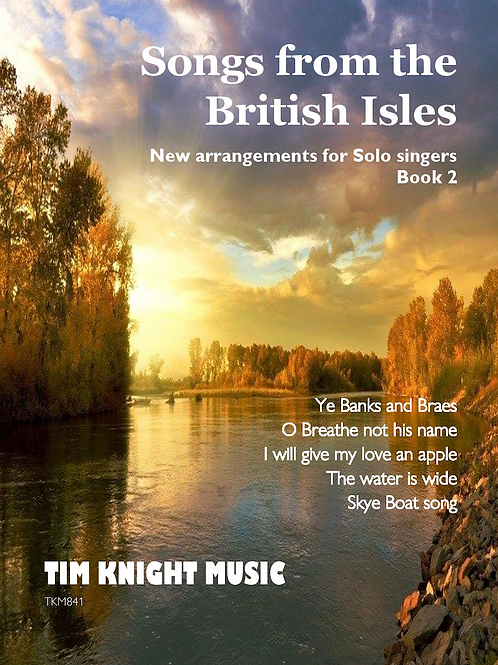Songs from the British Isles (Vol 2)