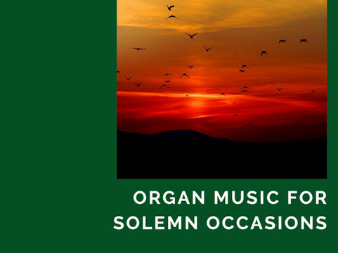 Now open for entries! Free Organ Music Competition with a £150 Cash Prize on offer!