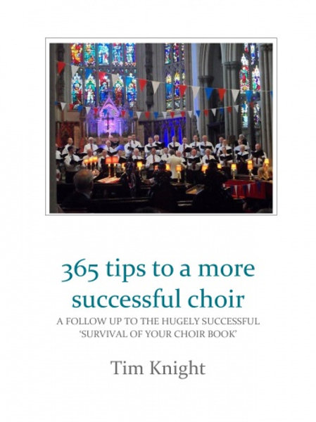 365 tips to a more successful choir