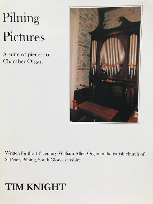 Pilning Pictures for Organ (Manuals Only)