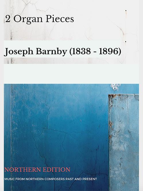 2 Organ Pieces (Barnby)