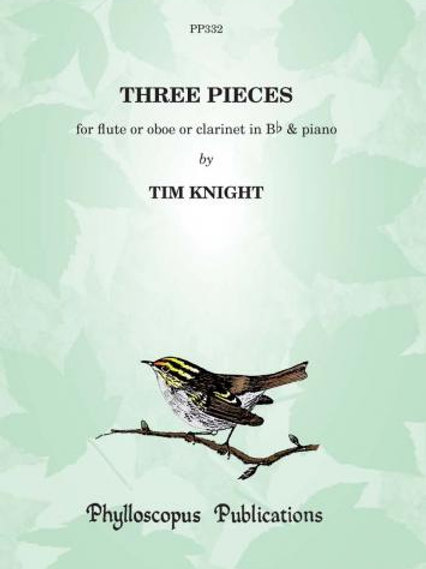Three Pieces for Woodwind