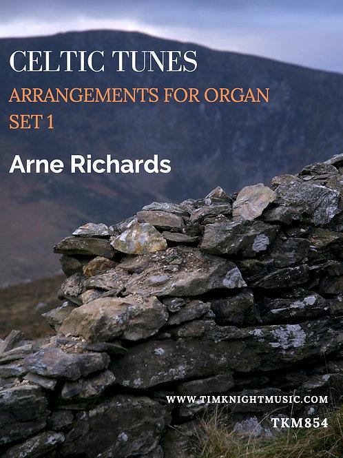 Celtic Tunes: Arrangements for Organ (Set 1)