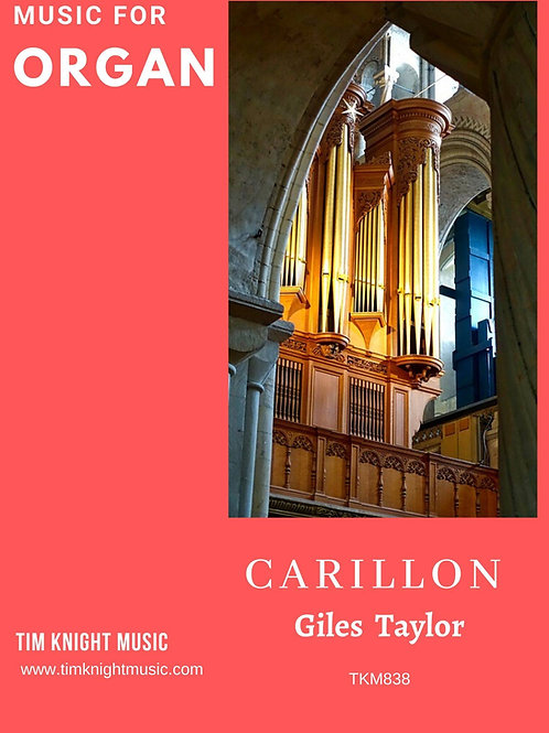 Carillon for Organ