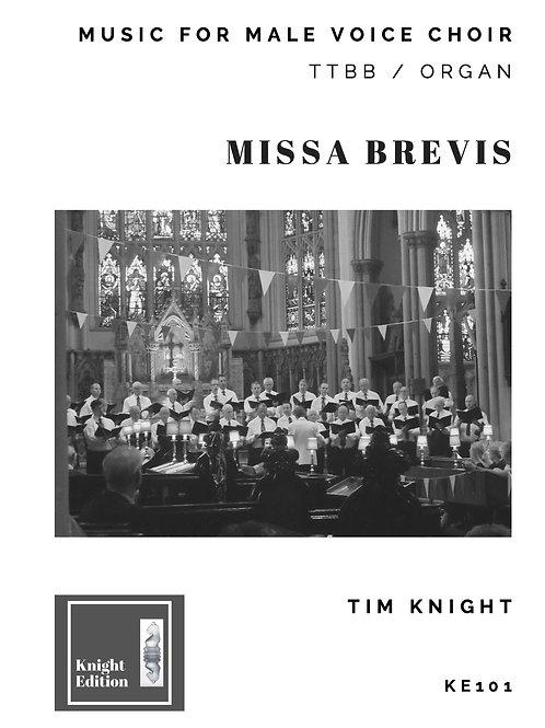 Missa Brevis for MVC