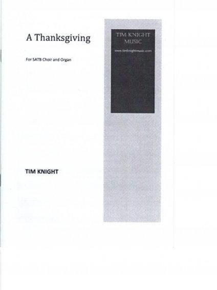 A Thanksgiving