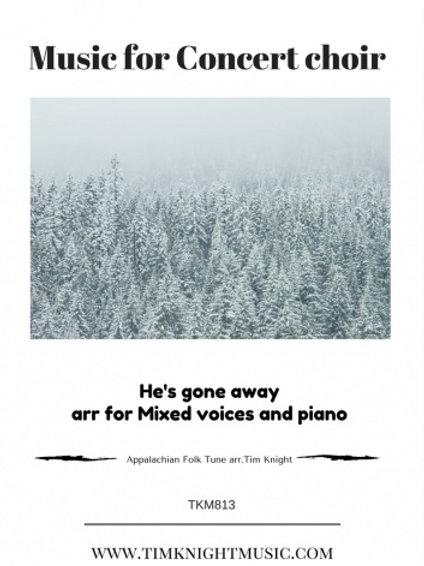 He's Gone Away