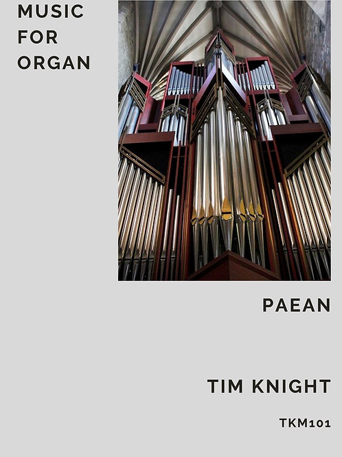 Paean for Organ