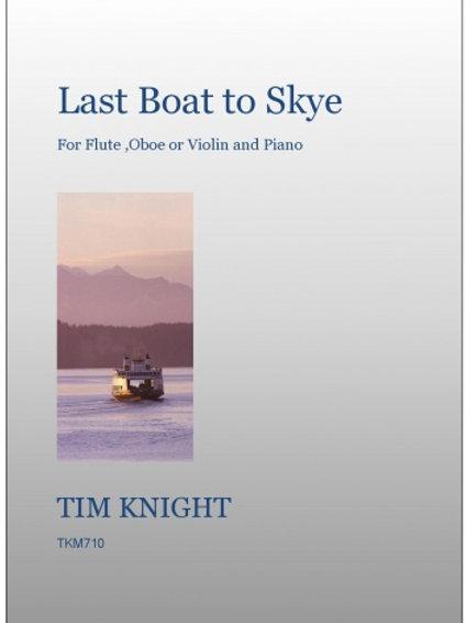 Last Boat to Skye