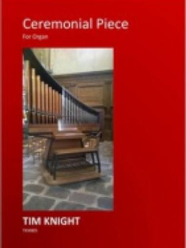Ceremonial Piece for Organ