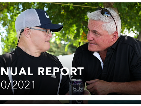 2020-2021 Annual Report Now Available
