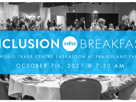Save The Date: Inclusion Breakfast