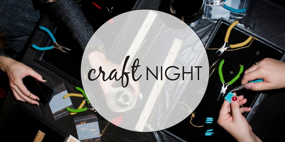 Family Network Parents Craft Nights