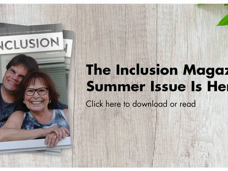 The Summer Inclusion Magazine Is Here!