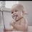 Thumbnail: Escova de dente de silicone Haakaa 360º - Azul