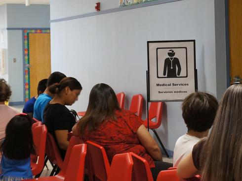 RGC Residents Encouraged to take Advantage of Free OLS Healthcare Services