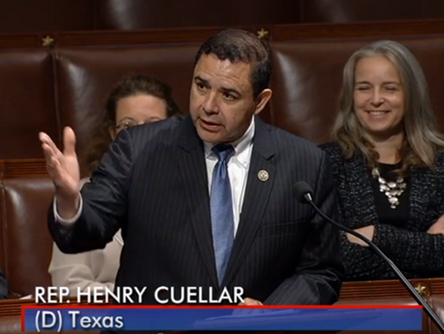 Rep. Cuellar Helps Secure $85 Million to Prevent Child Abuse