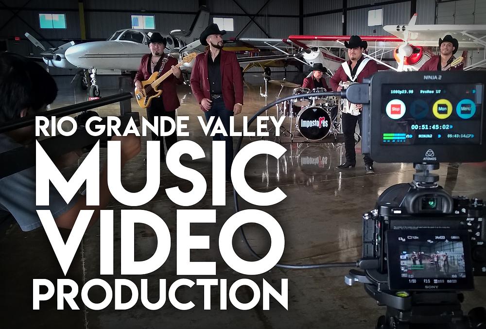 Rio Grande Valley Music Video Production