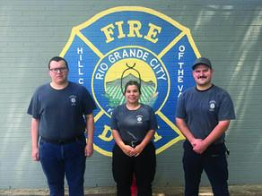 RGC Fire Dept. Welcomes New Volunteers
