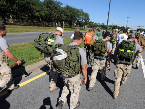 Upcoming 10K 'Ruck March' to Benefit RGV Veterans