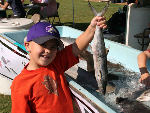 Families Reminded to take advantage of Free Fishing Day