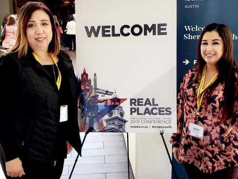 Rio Grande City Tourism Dept. Explores New Strategies at Real Places Conference