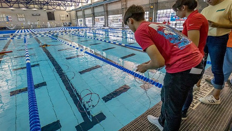 HESTEC kicks off with SeaPerch Challenge in Brownsville on Jan. 17