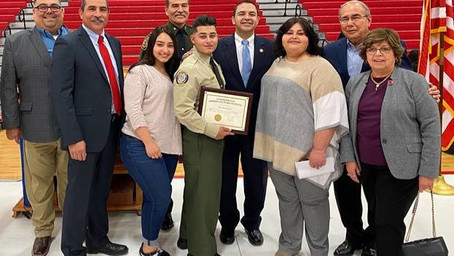 RGC High School Student to Attend Tonight's State of the Union Address