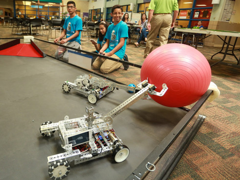 Robotics, Game Development Among Youth Summer Camps Offered at STC