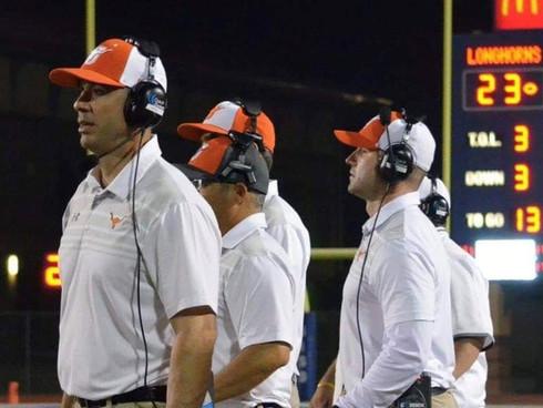New Rattler Coach Mireles Has High Hopes of Building Strong Football Program