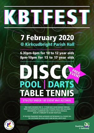 0071-19 KBTFEST Poster A3 - 7th Feb 2020