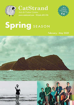 Catstrand - Spring 2020 Brochure - Cover