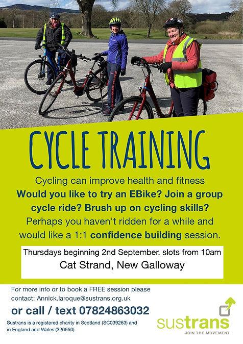 Glenkens Cycle Training. A4.Poster.jpg