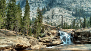 // GRAND CANYON OF TUOLUMNE // a wandering