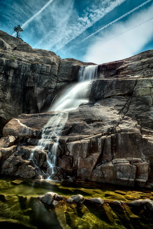 Yosemite Upper Glen Aulin