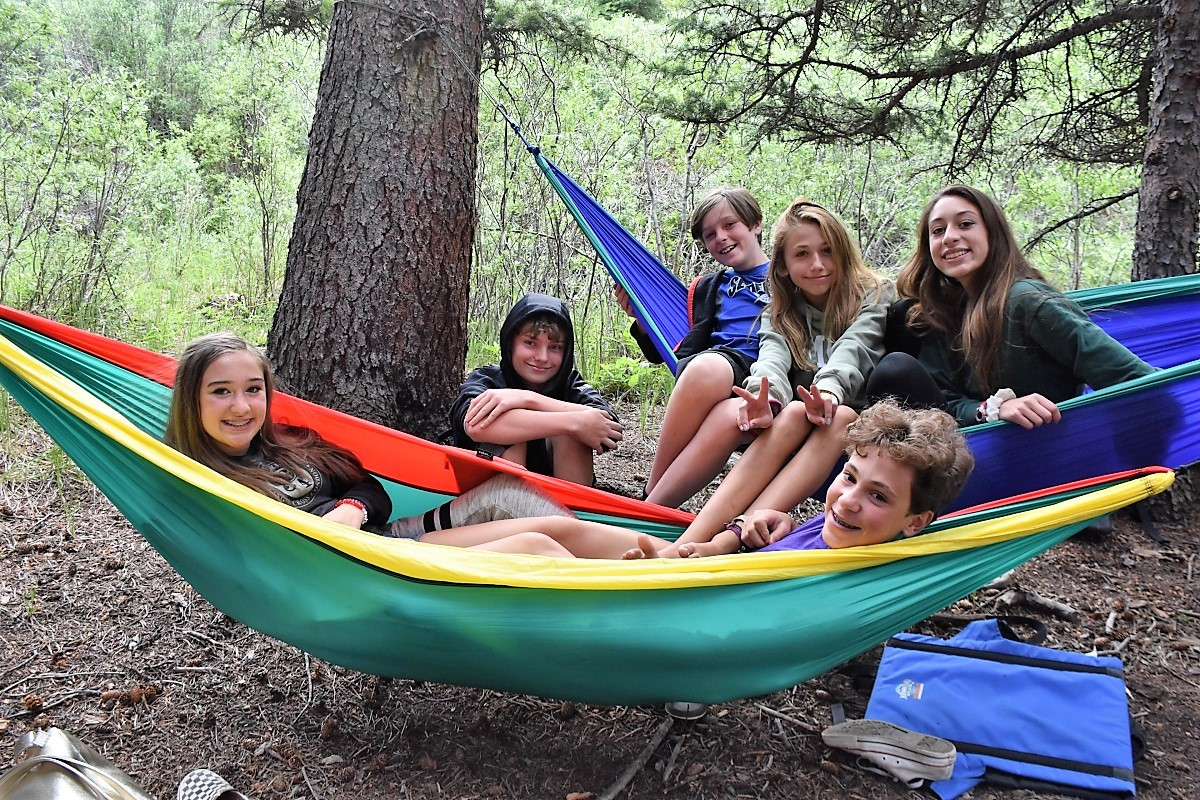 Fun in hammocks at Camp Shwayder.jpg