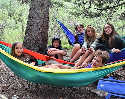 Fun in hammocks at Camp Shwayder.jpg