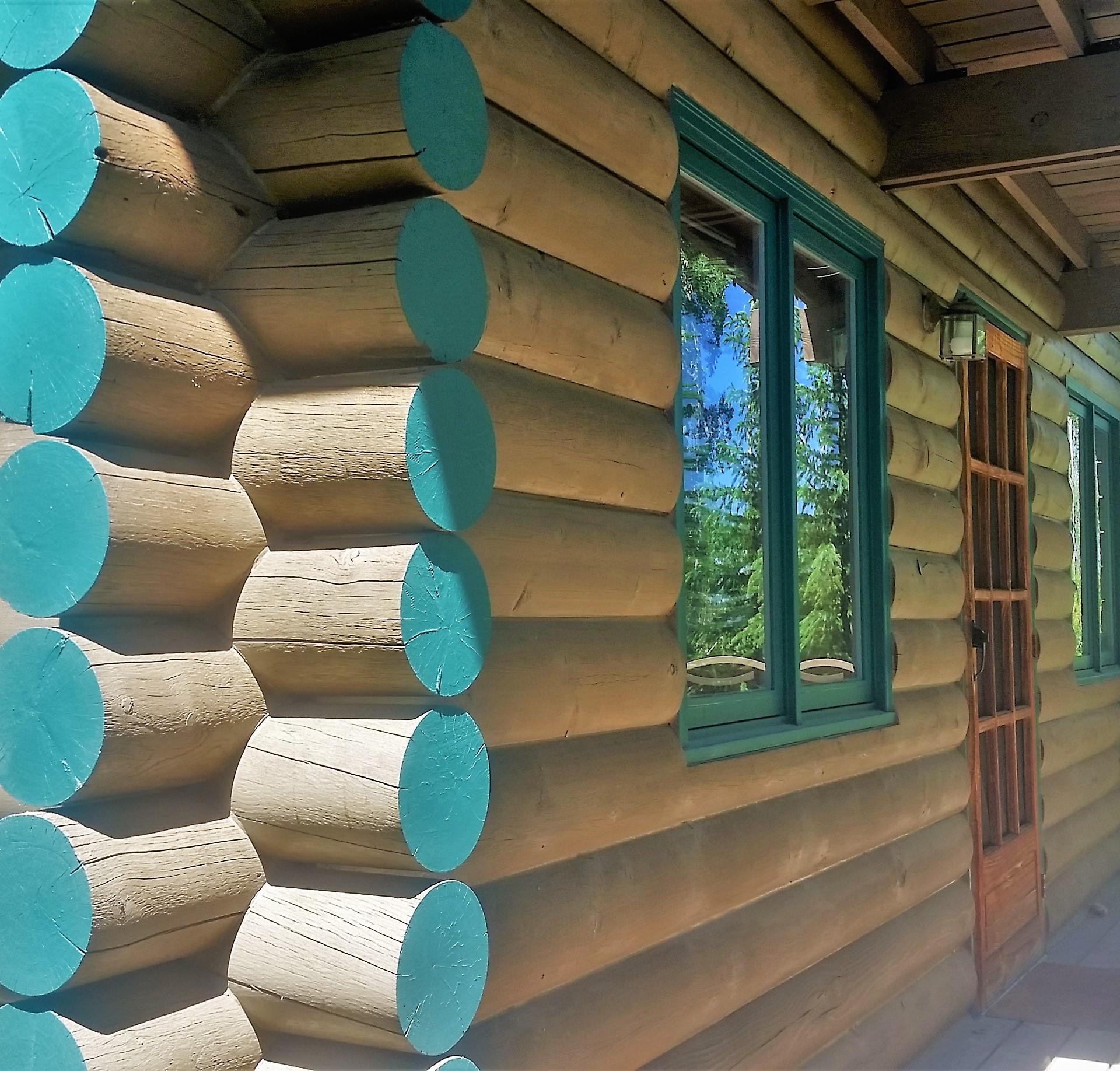 Shamrock Ranch cabin
