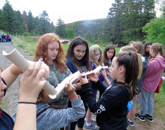 Camp Jackson Girls