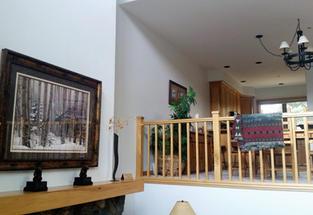 Colorado home interior painting