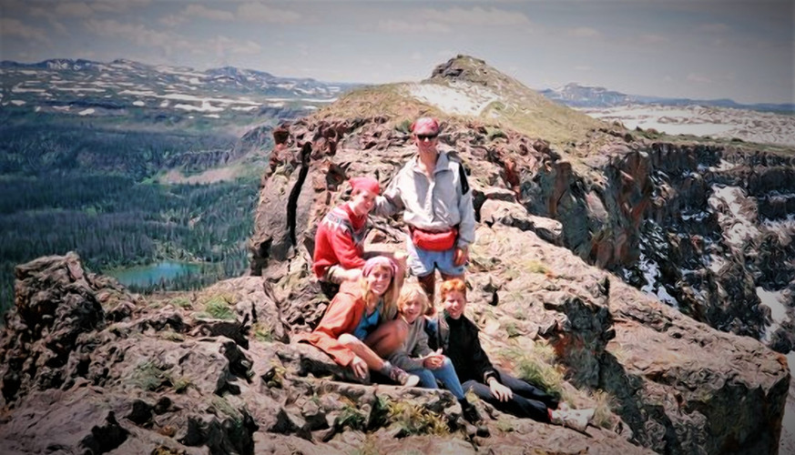 High mountain thrills