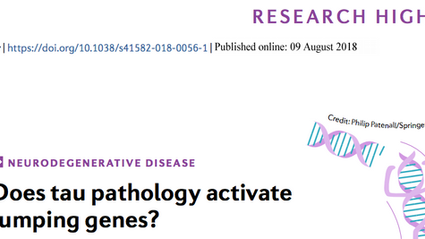 "Wenyan Sun's paper featured as a ""Research Highlight"" in Nature Reviews Neurology"