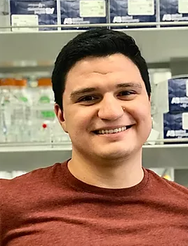 Paulino Ramirez joins Frost Lab!