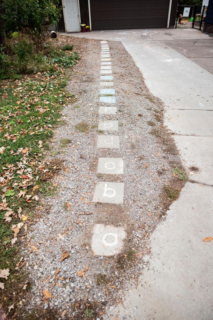 Alphabet Path