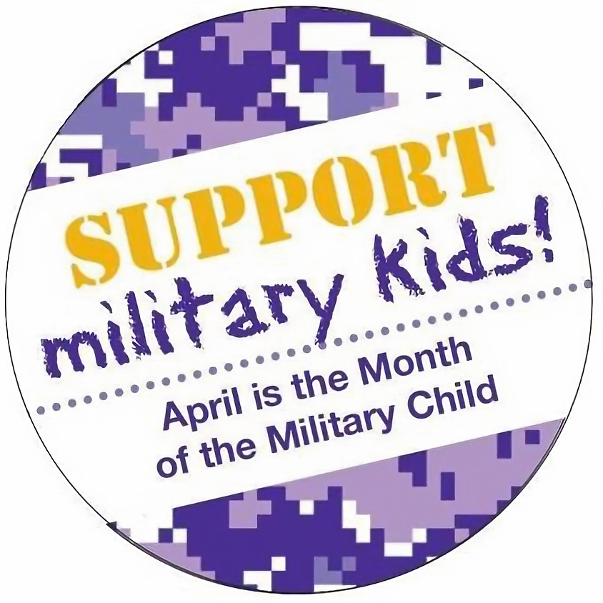 Military Child Field Day at Dublin Camp Parks